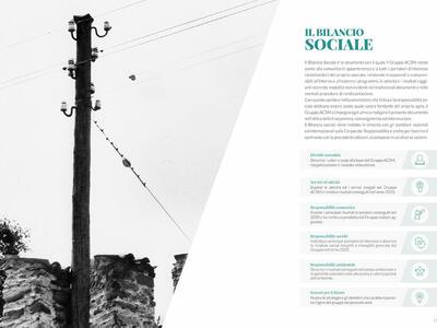 Pubblicazione del Bilancio Sociale 2020 del Gruppo ACSM